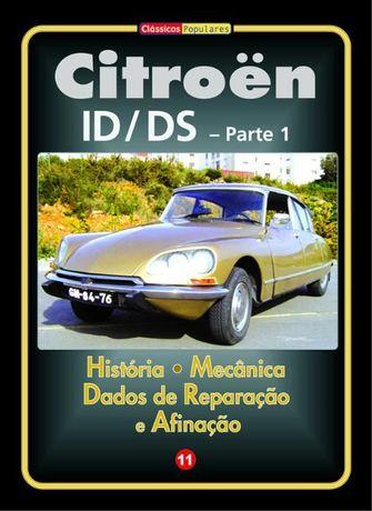 Citroën ID / DS Parte 1 e 2 - Manuais Técnicos em Português