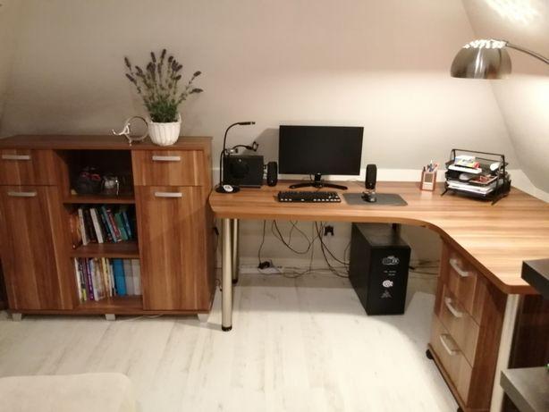 Zestaw mebli biurowych