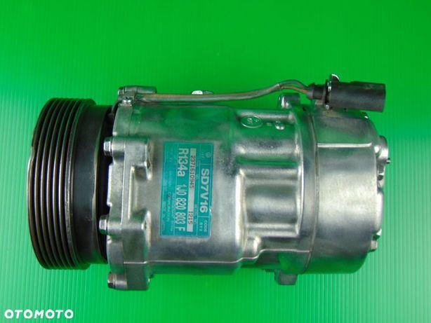 Sprężarka Kompresor klimatyzacji 1J0820803F A3 8L