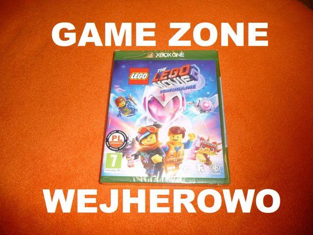 LEGO Movie Przygoda 2 Xbox One + S + X = PŁYTA PL Wejherowo