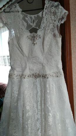 Весільна сукня платье свадебное