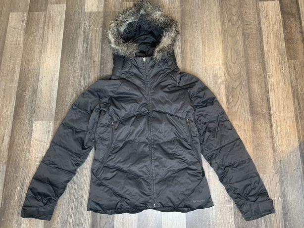 Куртка пуховая женская Columbia М