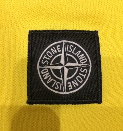 Футболка Stone Island Junior оригинал Стоун C.P. Company поло Polo
