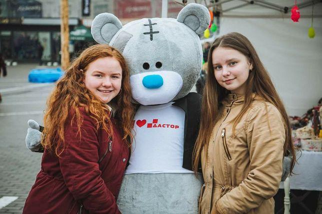 Ростові ляльки, аніматори на день народження, відкриття магазину