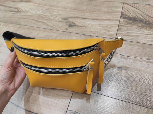 Новая бананка жёлтого цвета