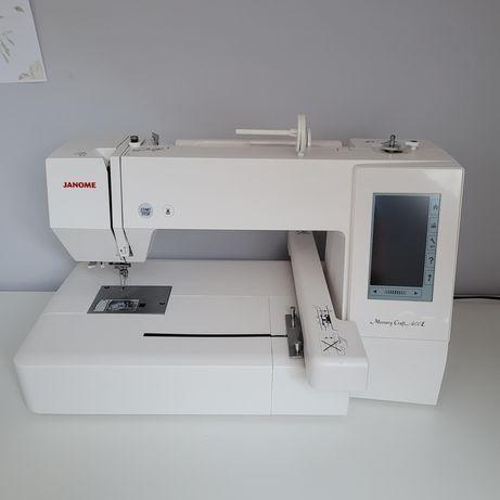 Hafciarka Janome MC400E