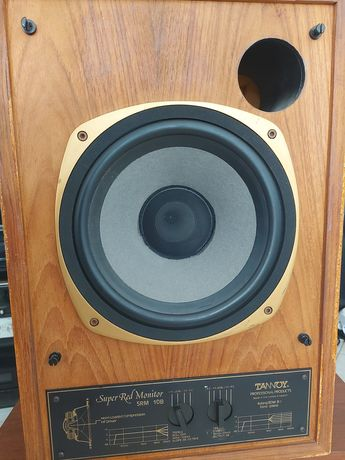 Tannoy srm 10 vintage.  Made in ingland