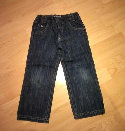 Spodnie jeansowe - jeansy 92 - 98