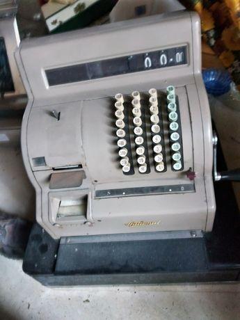 Máquina Registadora Antiga NATIONAL