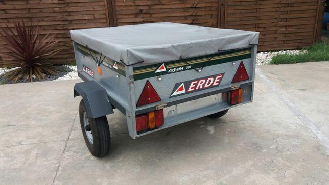 Atrelado / reboque de carga Erde