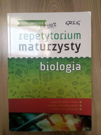 Repetytorium maturzysty biologia greg