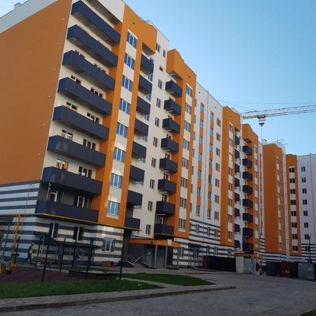Недорогая 1 комнатная квартира в новом доме на Кременчугской