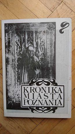 Kronika Miasta Poznania 1991 R.59 Nr 3/4