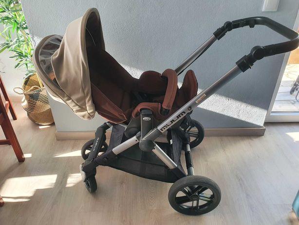 Carrinho bebé Jané Muum (Preço para destralhar!)