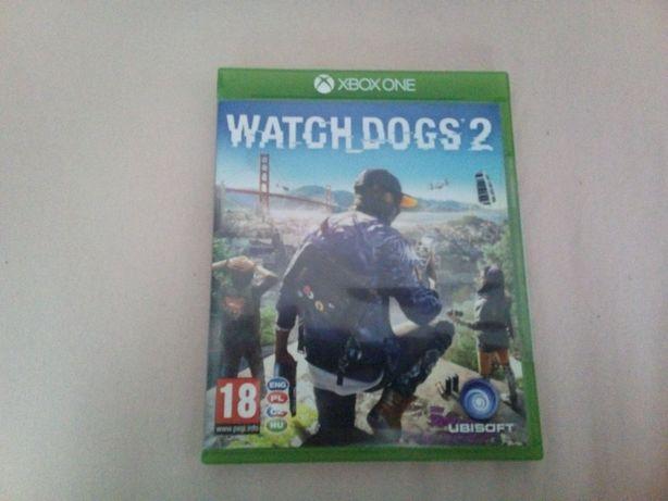 Watch dogs2 pl.xbox one