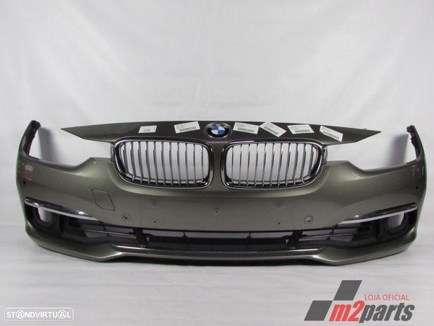 Parachoques LUXURY/ MODELO LCI Cinza rato Frente BMW 3 (F30, F80)/BMW 3 Touring...