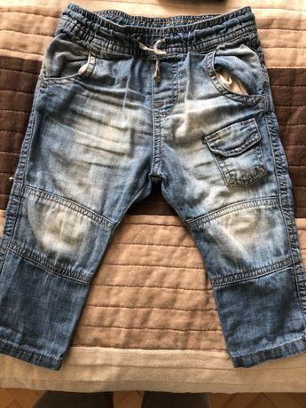 Zara jeansy dla chlopca