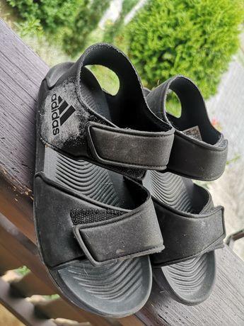 Wygodne, piankowe buty, sandały