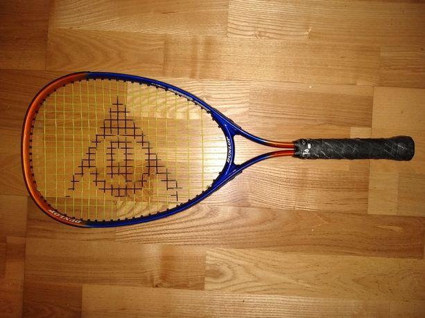 Rakieta do squasha dla dziecka juniora DUNLOP junior game midplus