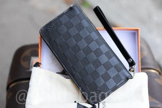 Мужской клатч Louis Vuitton , кошелек, сумка,