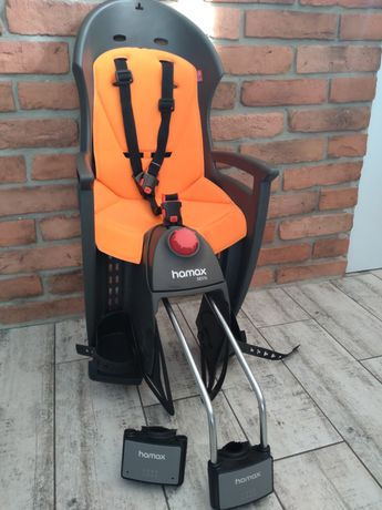 Hamax siesta - fotelik rowerowy do 22 kg