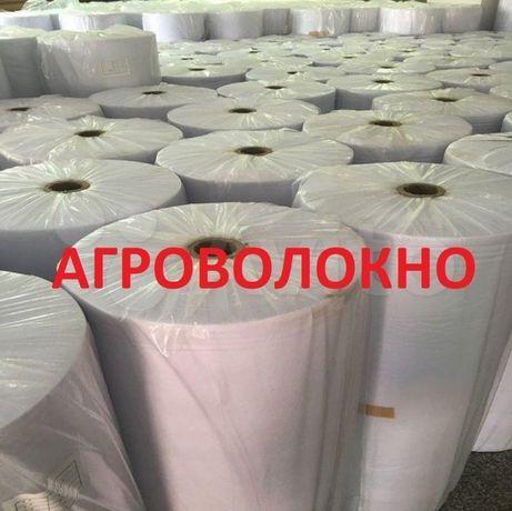 Агроволокно укрывное ПОЛЬCКOЕ белое и черное/спанбонд/плoтноcть
