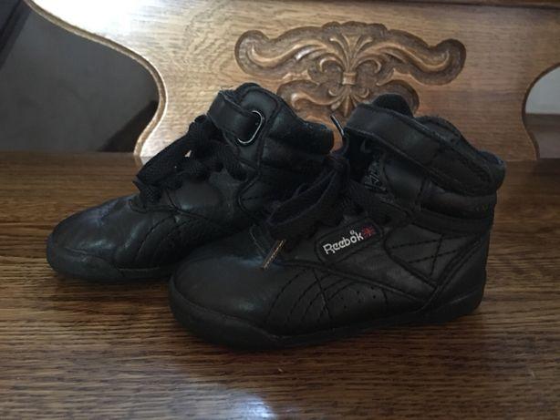Кожаные кроссовки Reebok, кросівки, кросовки