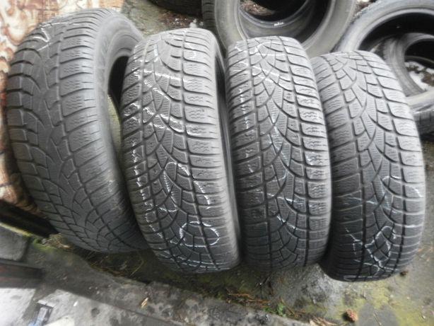 Opony 195/65/15 91T Dunlop Sp Winter Sport 3 D komplet 4 szt zima