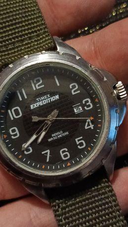 Timex exspedition Indiglo fajny zegarek męski