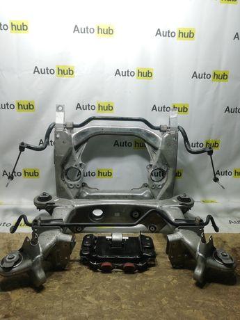 Балка подрамник перед зад стабилизатор тяга рычаг Mercedes W222 разбор