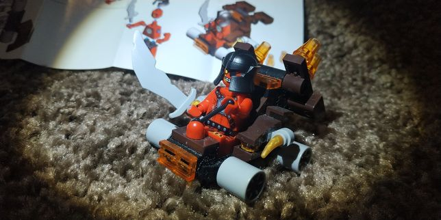 Лего nexo knights злодей