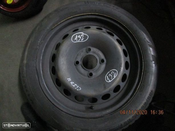 Roda Suplente RE515027 RENAULT / CLIO 4 / 60MM / 4X100 / 1856515 / ET40 /