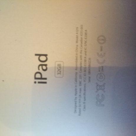 IPad 32gb.      .