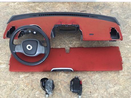 Smart fortwo 451 conjunto de airbag