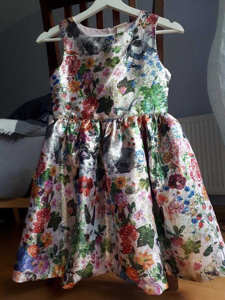 Sukienka H&M roz.140cm