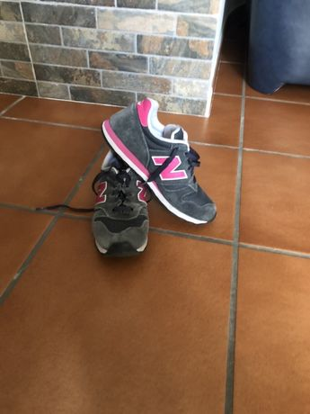 Vendo tenis new balance