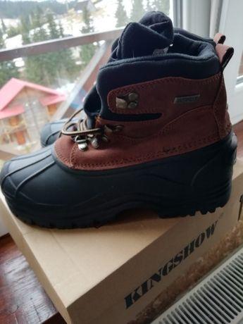 Ботинки снеговые р. 42