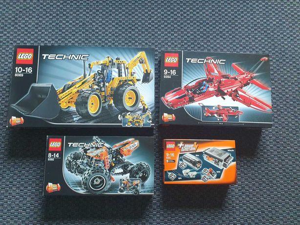 Legos Technic - 8069\9394\9392\8293