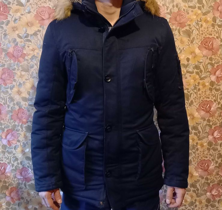 Зимняя мужская куртка Харьков - изображение 1