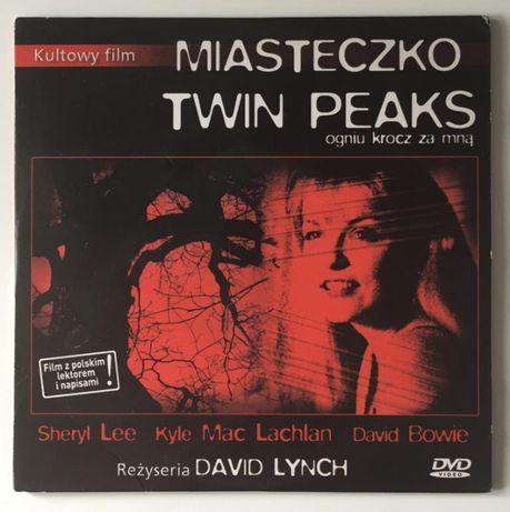 DVD Twin Peaks - Ogniu krocz za mną Reżyseria: D.Lynch