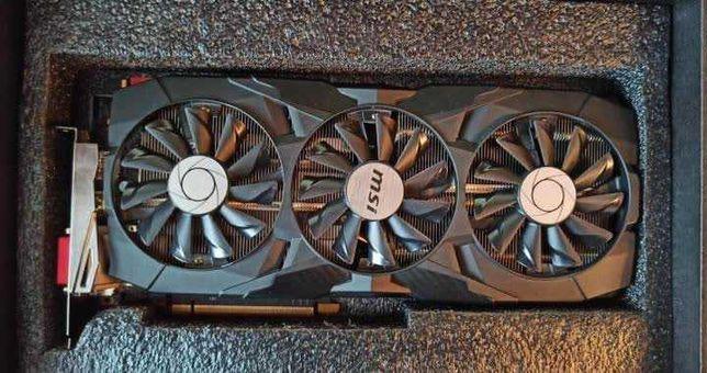 MSI Geforce GTX 1070 на 8Gb Duke