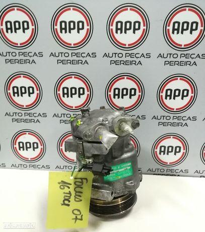 Compressor AC Ford Focus, C-MAX  1.6 TDCI de 2006  .