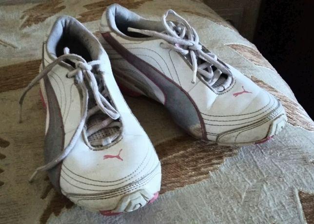 Кроссовки Puma размер 35 12, стелька 22. 5