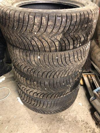 Зимова шина 205/55/16 Targum Winter 4 2019 рік 8 мм боковий поріз 2 см