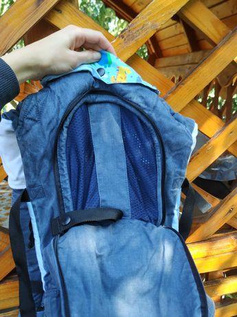 эрго рюкзак love & carry