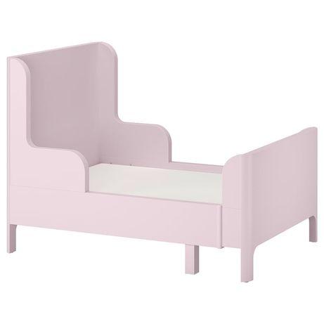 Łóżko IKEA dla dziewczynki 80x200