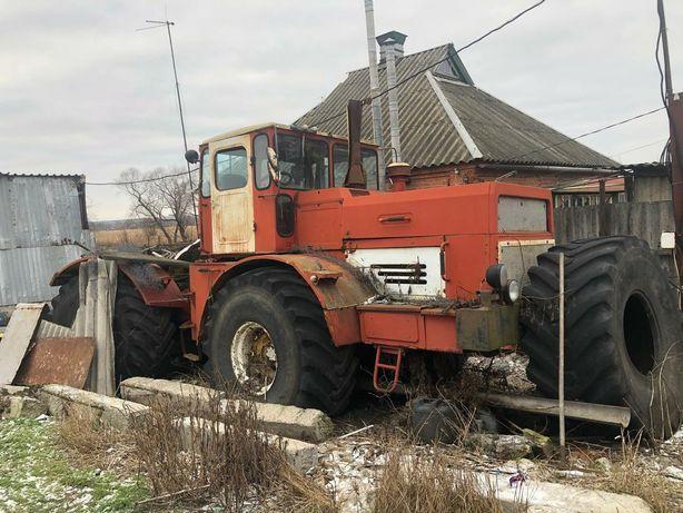 К-701 (Кировец) трактор