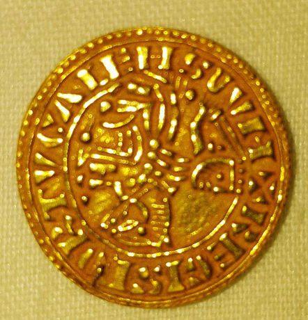 Morabitino de Ouro - Moeda antiga
