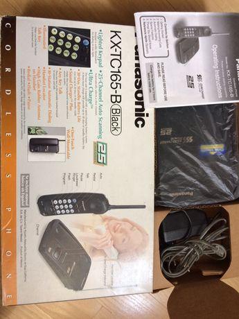 Радиотелефон Panasonic KX-TC-165-B