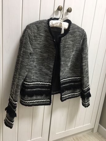 Пиджак в стиле coco Chanel